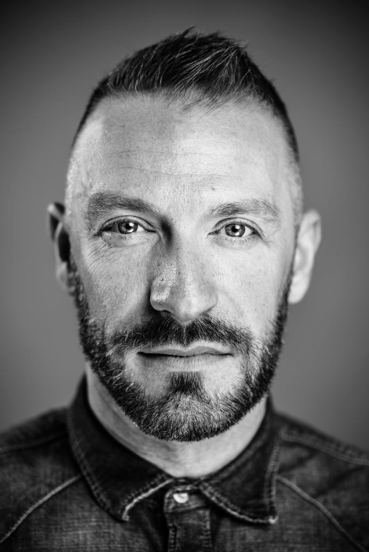 Benjamin Stoz Portrait