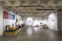 Exposition Spaces au Adam Brussels Design Museum, commissariat: Benjamin Stoz