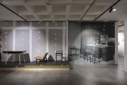 Exhibition Spaces Interior Design Evolution, Benjamin Stoz
