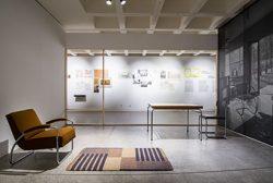 Évolutions du design intérieur, exposition au ADAM par Benjamin Stoz