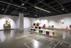 Exposition sur l'evolution du design intérieur par Benjamin Stoz