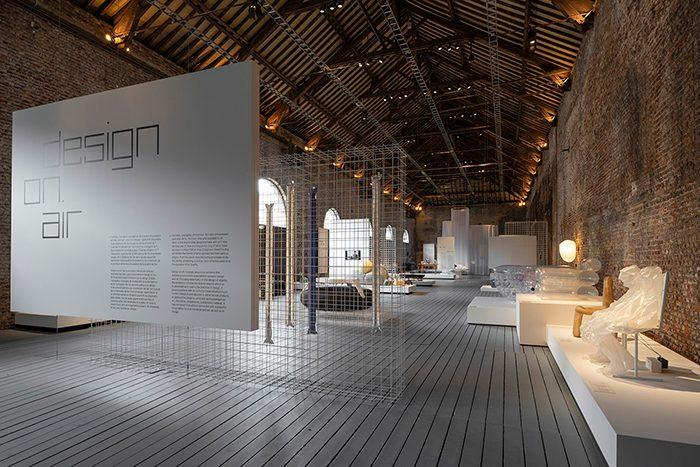 Exhibition Design On Air in Belgium, Grand-Hornu by Benjamin Stoz