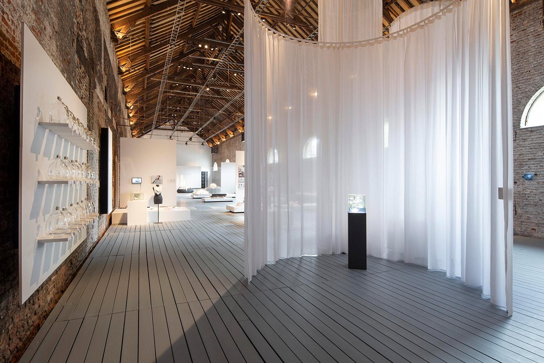 Design exhibition in Belgium by Benjamin Stoz, interior designer