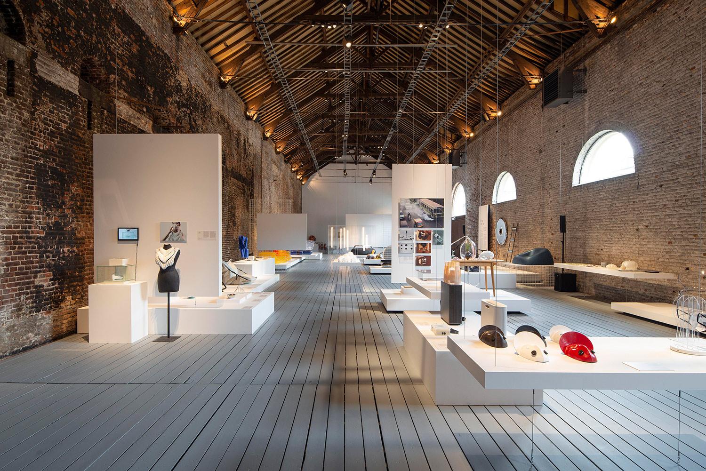 Exposition Design On Air, CID, Province du Hainaut