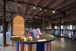 Exhibition Food design stories at CID, Belgium